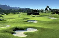 voyages vietnam: les plus beaux golf du vietnam, da lat palace golf club