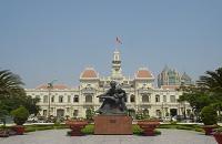 circuit vietnam, visite ho chi minh ville
