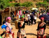 Mosaico etnico del Vietnam