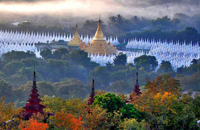 voyage Birmanie Myanmar: circuit mysterieux birmanie Myanmar, photo mandalay