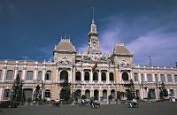 voyages au vietnam, visite ho chi min ville