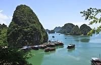 voyages Multi-pays: Combine Vietnam Laos, baie ha long