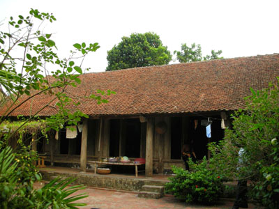 voyages vietnam authentique, village antique duong lam