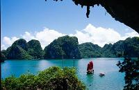 voyages vietnam cambodge: visite baie halong