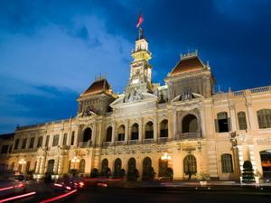 voyages vietnam, découverte des patrimoines mondiaux au vietnam, visite ho chi minh ville