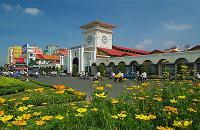 voyages vietna, visite du marche ben thanh ho chi minh ville