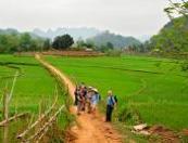 Trek Vietnam à la rencontre des Thais et Muong à Pu Luong