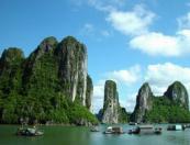 Les patrimoines mondiaux du vietnam