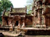 Du delta du Mékong aux temples d'Angkor