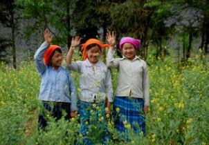 circuit vietnam laos, les tribus du vietnam et laos